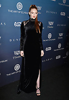 LOS ANGELES, CA - JANUARY 05: Larsen Thompson attends Michael Muller's HEAVEN, presented by The Art of Elysium at a private venue on January 5, 2019 in Los Angeles, California.<br /> CAP/ROT/TM<br /> ©TM/ROT/Capital Pictures