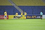 PAKHTAKOR (UZB) vs AL JAZIRA (UAE) during their AFC Champions League Group C match on 03 May 2016 held at the Pakhtakor Stadium, in Tashkent, Uzbekistan. Photo by Stringer / Lagardere Sports