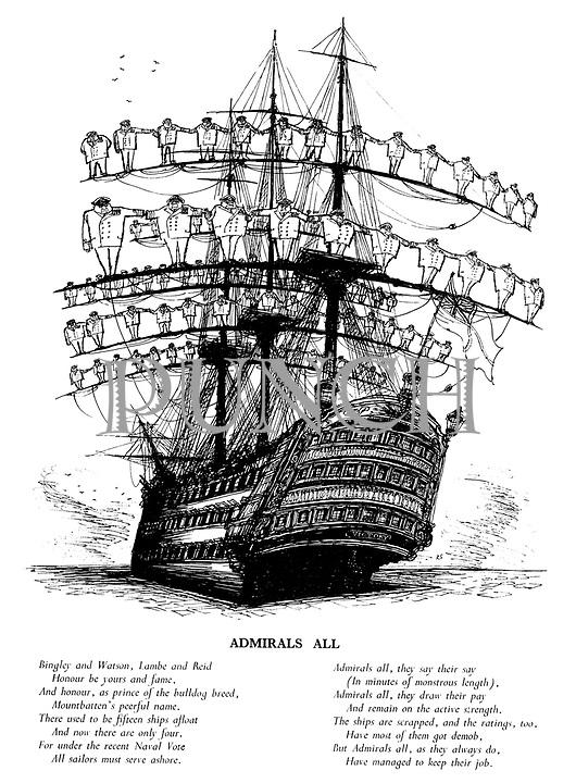 Admirals All