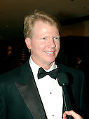 Washington, D.C. - April 29, 2006 -- Phil Simms arrives at the Washington Hilton Hotel in Washington, D.C. for the annual White House Correspondents Association (WHCA) dinner..Credit: Ron Sachs / CNP
