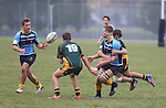NELSON, NEW ZEALAND - May 30: UC Championship Waimea College v Shirley Boys High on May 30, 2015 in Nelson, New Zealand. (Photo by: Evan Barnes Shuttersport Limited)