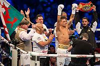 LEE SELBY v EDUARDO RAMIREZ - Featherweight - 09.12.2017