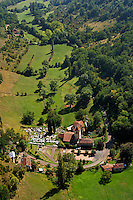 Hameau de Saint Felix, a proximite de Figeac