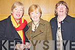 ICA members helping out at the Spa/Fenit ICA Senior Citizens Party held in The Ballyroe Heights Hotel on Sunday afternoon were l/r Deidre O'Mahony, Anne Cahill and Collette Dalton.................................................................................................................................................................................................................................................................................................................... ............