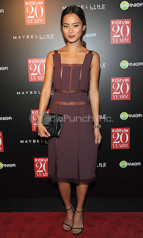 New York, NY-September 8: Jamie Chung attends Instyle 20th Anniversary Party on September 8, 2014 at Diamond Horseshoe at the Paramount Hotel in New York City.  Credit: John Palmer/MediaPunch