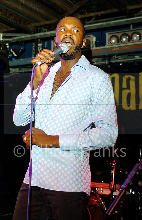 David McAlmont <br />