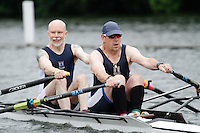 MasE.2x Heat -  Berks: 235 Evesham RC -  Bucks: 236 Duluth RC (USA)<br /> <br /> Friday - Henley Masters Regatta 2016<br /> <br /> To purchase this photo, or to see pricing information for Prints and Downloads, click the blue 'Add to Cart' button at the top-right of the page.