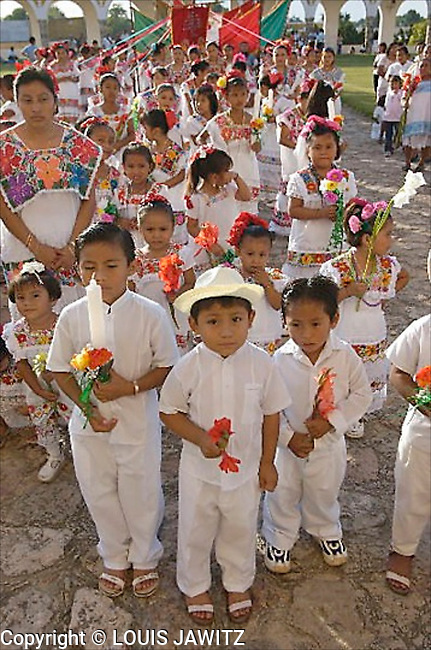 mexico Traditional, Group Of People,Boys, Girls, Photography, Performing Arts