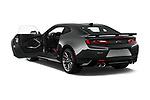 Car images of 2018 Chevrolet Camaro ZL1 2 Door Coupe Doors
