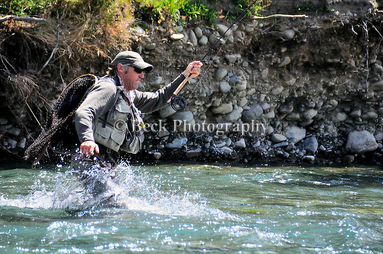 Owen River Lodge Fly Fishing, New Zealand