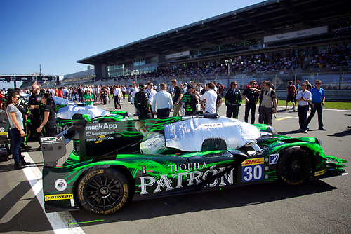 28-30 August 2015, Six Hours of Nürburgring, FIA World Endurance Championship, WEC, Nürburg, Germany, No. 30 Extreme Speed Motorsports Ligier JS P2 Honda, Scott Sharp, Ryan Dalziel, David Heinemeier Hansson