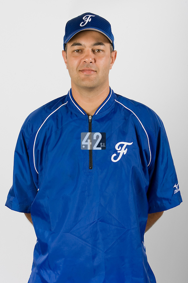15 Aug 2007: Sylvain Virey - Team France Baseball