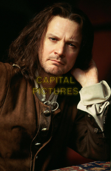 COLIN FIRTH.in Girl With A Pearl Earring.*Filmstills - editorial use only*.www.capitalpictures.com.sales@capitalpictures.com.Supplied by Capital Pictures.