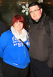 Dionne O Rourke and Peter Nugent, who were at the event..Picture: Shane Maguire / www.newsfile.ie.