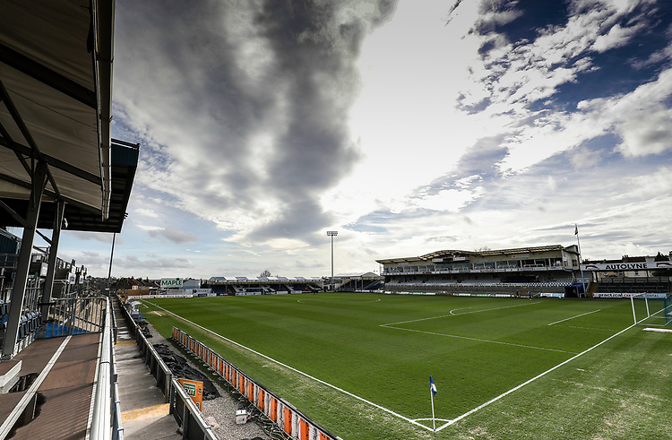 A general view of the Memorial Stadium<br /> <br /> Photographer Andrew Kearns/CameraSport<br /> <br /> The EFL Sky Bet League Two - Bristol Rovers v Blackpool - Saturday 2nd March 2019 - Memorial Stadium - Bristol<br /> <br /> World Copyright © 2019 CameraSport. All rights reserved. 43 Linden Ave. Countesthorpe. Leicester. England. LE8 5PG - Tel: +44 (0) 116 277 4147 - admin@camerasport.com - www.camerasport.com