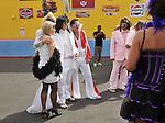 2-Australian Elvis Wedding in Vegas