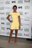 Emayatzy Corinealdi<br /> at the 2014 Film Independent Spirit Awards Nominee Brunch, Boa, West Hollywood, CA 01-11-14<br /> David Edwards/DailyCeleb.com 818-249-4998