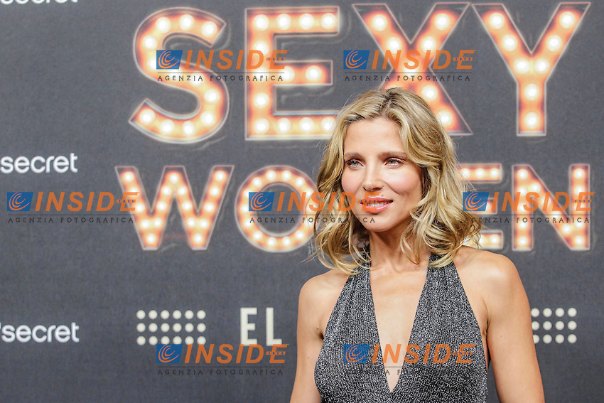 Elsa Pataky attends the photocall for the new Women's secret Musical at  Nueva Carolina space in Madrid, Spain <br /> 29-09-2016<br /> Foto WALTER KOVACS / PANORAMIC/Insidefoto <br /> ITALY ONLY