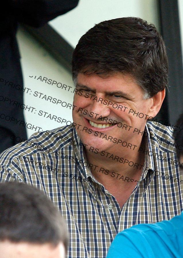 Fudbal, Meridijan super liga, sezona 2007/08.Cukaricki Vs. Partizan.Zarko Zecevic.Beograd, 18.08.2007..foto: Srdjan Stevanovic
