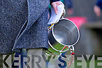 The silver ware is put away for another week in the drawn match between Listowel Emmets and Tarbert in the North Kerry Senior Football Final held last Sunday in Bob Stack Park, Ballybunion.
