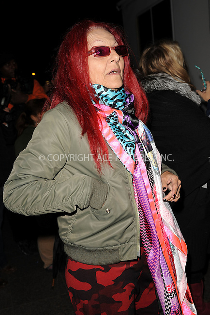 WWW.ACEPIXS.COM . . . . . .October 16, 2009, New York City....Patricia Field at the Sex and the City 2 Set. October 16, 2009 in New York City....Please byline: KRISTIN CALLAHAN - ACEPIXS.COM.. . . . . . ..Ace Pictures, Inc: ..tel: (212) 243 8787 or (646) 769 0430..e-mail: info@acepixs.com..web: http://www.acepixs.com .