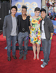 So You Think You Can Dance Finalists attends The 20th Century Fox - GLEE 3D Concert World Movie Premiere held at The Regency Village theatre in Westwood, California on August 06,2011                                                                               © 2011 DVS / Hollywood Press Agency