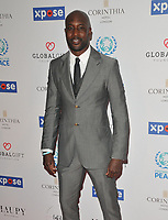 Carlton Cole at the Football For Peace Initiative Dinner by Global Gift Foundation, Corinthia Hotel, Whitehall Place, London, England, UK, on Monday 08th April 2019.<br /> CAP/CAN<br /> ©CAN/Capital Pictures