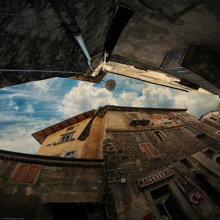 Abruzzo, Strada Vincenzo Tanturri, Scanno