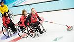 Sochi 2014 - Wheelchair Curling