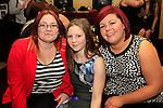 Hayley Grassick, Josie Wogan and Alice Fox in McHughs...Photo NEWSFILE/Jenny Matthews..(Photo credit should read Jenny Matthews/NEWSFILE)