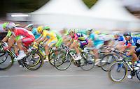 yellow jersey races in the pack towards the finish over the Champs-&eacute;lys&eacute;es.<br /> <br /> 2014 Tour de France<br /> stage 21: Evry - Paris Champs-Elys&eacute;es (137km)