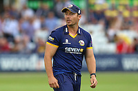 Graham Napier of Essex looks on during Essex Eagles vs Glamorgan, NatWest T20 Blast Cricket at the Essex County Ground on 29th July 2016