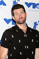 LOS ANGELES - AUG 27:  Billy Eichner at the MTV Video Music Awards 2017 at The Forum on August 27, 2017 in Inglewood, CA