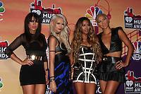 G.R.L.<br /> at the 1st iHeartRadio Music Awards Press Room, Shrine Auditorium, Los Angeles, CA 05-01-14<br /> David Edwards/DailyCeleb.Com 818-249-4998