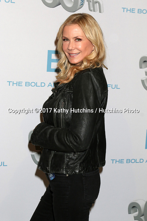 LOS ANGELES - MAR 23:  Katherine Kelly Lang at the On Set celebration of 30 Years of Bold and Beautiful and their 23 Daytime Emmy nominations at CBS Televsision City on March 23, 2017 in Los Angeles, CA