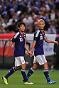 (L to R) Shinji Kagawa (JPN), Keisuke Honda (JPN), AUGUST 10, 2011 - Football / Soccer : KIRIN Challenge Cup 2011 match between Japan 3-0 KOREA at Sapporo Dome, Hokkaido, Japan. (Photo by Atsushi Tomura/AFLO SPORT) [1035]