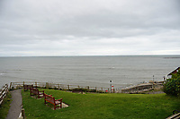 BNPS.co.uk (01202 558833)<br /> Pic: ZacharyCulpin/BNPS<br /> <br /> The stunning sea view from St Michael's Church in Lyme Regis, Dorset<br /> <br /> A cash-strapped council has defied a 125 year law by agreeing to give tens of thousands of pounds to pay for the upkeep of an anglican church.Town hall officials agreed to a request for £40,000 of taxpayer's money to help repair the leaking bell tower at historic St Michael's Church in Lyme Regis, Dorset.The decision was made in spite of the Church of England having the responsibility to maintain its own buildings and sitting on coffers of over £6 billion.The move is also at odds with the 1894 Local Government Act which prohibits local authorities from funding religious buildings.