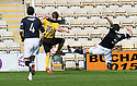IAIN RUSSELL SCORES LIVINGSTON'S FIRST