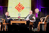 Live from the NYPL: Ashbery, Donnelly, Fitzgerald & Polito