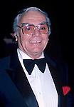 Earnest Borgnine photographed in September 1986.