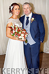 The wedding of Murphy/O'Sullivan in the Rose Hotel on Friday November 29th