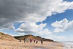 2014-05-13 - Isle of Wight Walking festival (Brook Fossil Hunting) #wightlive events