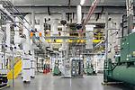 Nationwide Children's Hospital<br /> West Energy Plant | Turner Construction