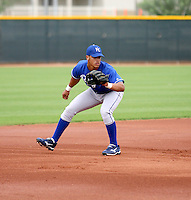 Fernando Cruz / Kansas City Royals 2008 Instructional League..Photo by:  Bill Mitchell/Four Seam Images