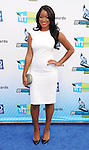 SANTA MONICA, CA - AUGUST 19: Keke Palmer arrives at the 2012 Do Something Awards at Barker Hangar on August 19, 2012 in Santa Monica, California.