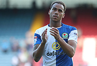 Blackburn Rovers' Elliott Bennett looks dejected at the end of todays match<br /> <br /> Photographer Rachel Holborn/CameraSport<br /> <br /> The EFL Sky Bet League One - Blackburn Rovers v Doncaster Rovers - Saturday August 12th 2017 - Ewood Park - Blackburn<br /> <br /> World Copyright &copy; 2017 CameraSport. All rights reserved. 43 Linden Ave. Countesthorpe. Leicester. England. LE8 5PG - Tel: +44 (0) 116 277 4147 - admin@camerasport.com - www.camerasport.com