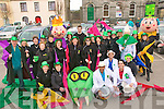 Listowel St Patrick's Parade: The staff of Pierce & Fitzgibbon solicitors who took part in the parade.