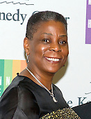 Ursula M. Burns, Chairman and Chief Executive Officer, Xerox arrives for the formal Artist's Dinner honoring the recipients of the 2014 Kennedy Center Honors hosted by United States Secretary of State John F. Kerry at the U.S. Department of State in Washington, D.C. on Saturday, December 6, 2014. The 2014 honorees are: singer Al Green, actor and filmmaker Tom Hanks, ballerina Patricia McBride, singer-songwriter Sting, and comedienne Lily Tomlin.<br /> Credit: Ron Sachs / Pool via CNP
