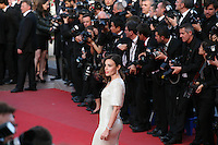 """Elodie Bouchez - """" On The Road """" Premiere at the 65th Cannes Film Festival at the Palais des Festival..May 23rd, 2012."""