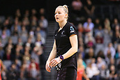 13th September 2017, Hamilton, New Zealand;  New Zealand captain Katrina Grant ahead of the Taini Jamison Trophy international netball match - Silver Ferns versus  England played at Claudelands Arena, Hamilton, New Zealand on Wednesday 13 September 2017